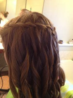 easy hairstyles for middle school graduation up do for 6th grade and their graduation hair graduation