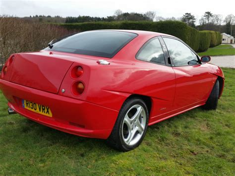fiat coupe used 1998 fiat coupe turbo coupe 20v for sale in hshire