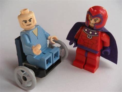 Lego Minifigure X Professor Profesor X Bootleg lego 174 minifigure of professor x xavier and magneto x custom