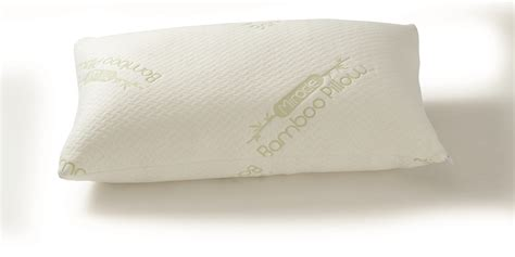 Miracle Pillow by The Original Miracle Bamboo Shredded Memory Foam Pillow