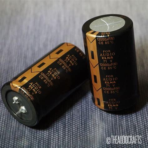 elna capacitor audio elna 12000uf 71v lao quot for audio quot series capacitor