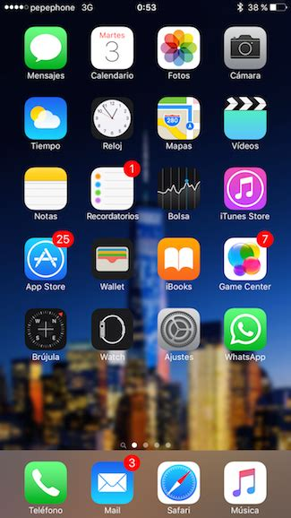 imagenes png para aplicaciones truco para mejorar los fondos de pantalla de tu iphone