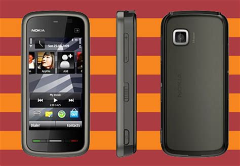 themes nokia 5233 touch screen nokia 5233 review makes touchscreen more affordable