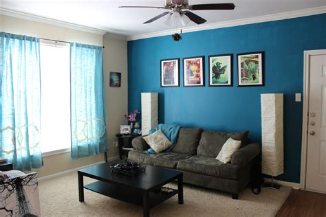 blue home decor ideas fabulous living room color scheme ideas pictures decors