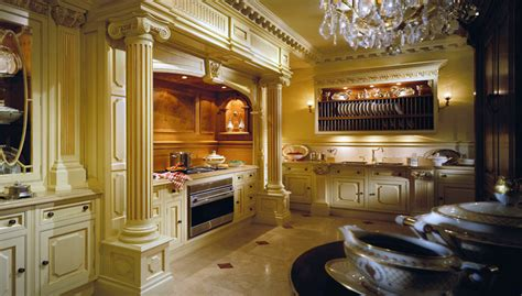 Luxury Kitchen Ideas by Luxury Kitchens By Clive Christian Interior Design