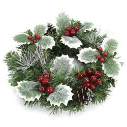 christmas table centrepiece decoration red berries achica