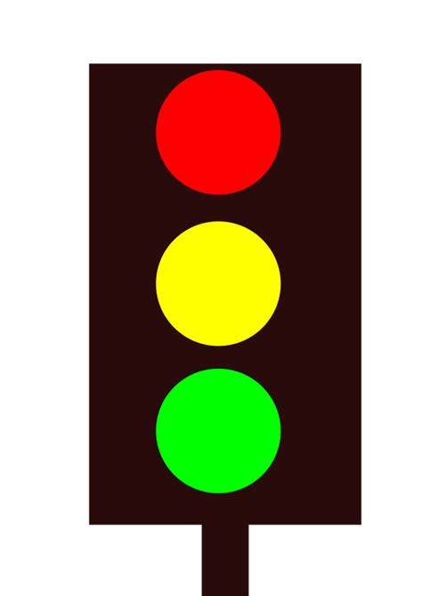 Clipart Traffic Light Printable Traffic Light