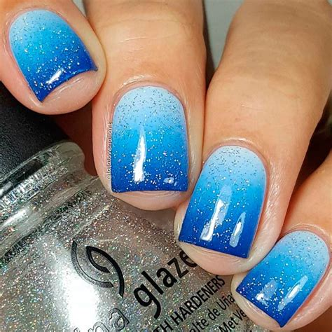 blue ombre nails 30 awesome ombre nail designs naildesignsjournal