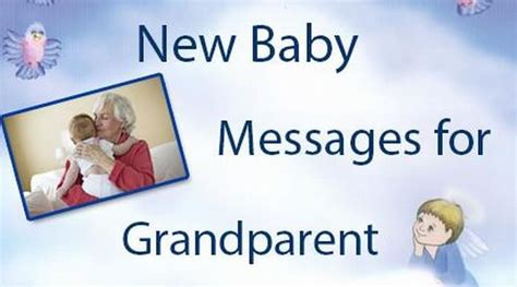 new year greetings for grandparents new baby messages for grandparents grandparent baby