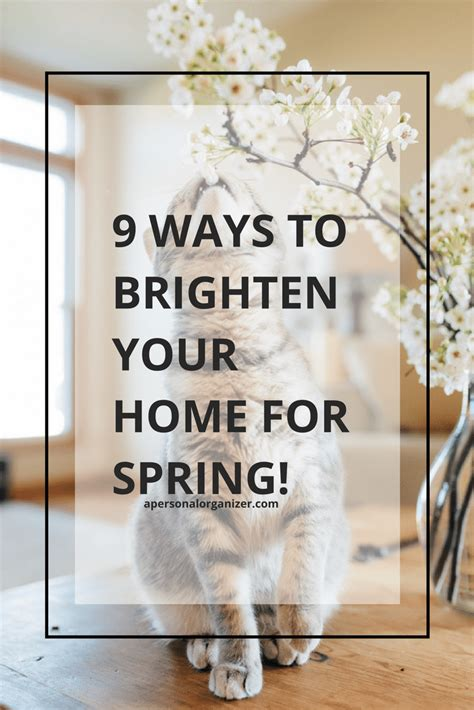 get your home ready for spring 9 ways to brighten your home for spring helena alkhas