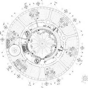 post circle floor plans 17 best images about radial architecture on pinterest