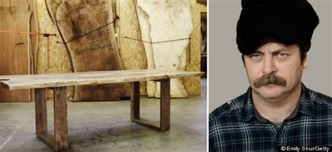 obsessed woodworking nick offerman