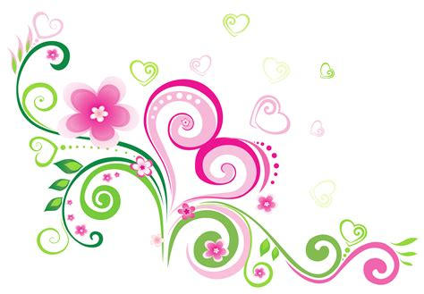 Transparant Pink Decorative transparent pink and green decoration png image gallery yopriceville high quality images and