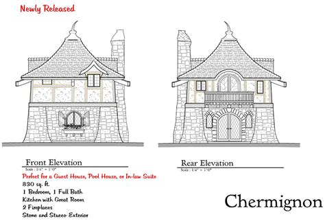 storybook cottage plans storybook homes floor plans house plans 29409