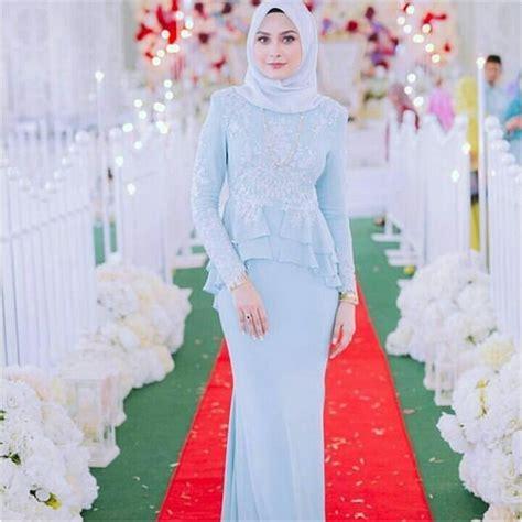 desain gaun renda 30 inspirasi desain gaun pesta muslim terbaru 2018