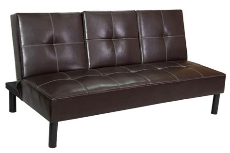 What Is A Click Clack Sofa by Home Source Click Clack Sofa W Center Drop Tray