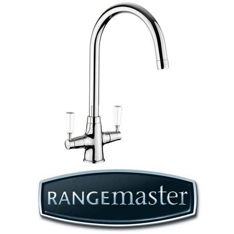 kitchen sink mixer taps uk rangemaster aquaclassic 2 chrome kitchen sink mixer tap