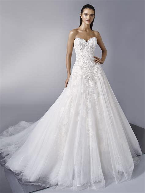 Hochzeit Brautkleid by Das Enzoani Brautkleid 2018 Heiraten Hochzeit