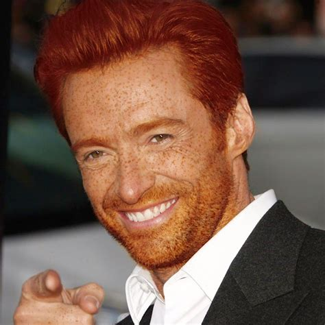 famous gingers this sickening new tumblr makes everyone famous into a