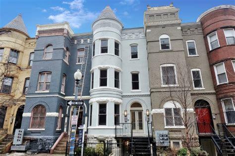 Three Bedroom Townhouse Floor Plans new row house condo project in u street corridor hits market