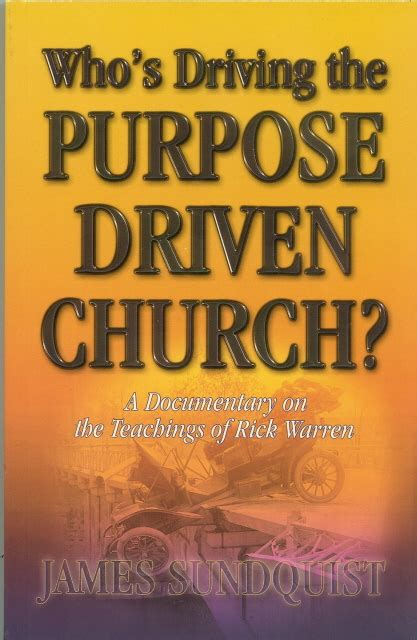 Kingdom Driven Church Yonathan Wiryohadi what is rick warren up to