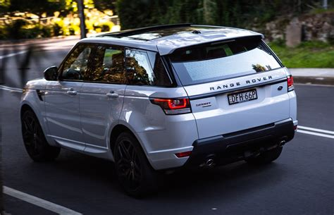 range rover sport 2016 2016 range rover sport sdv6 hse dynamic review photos