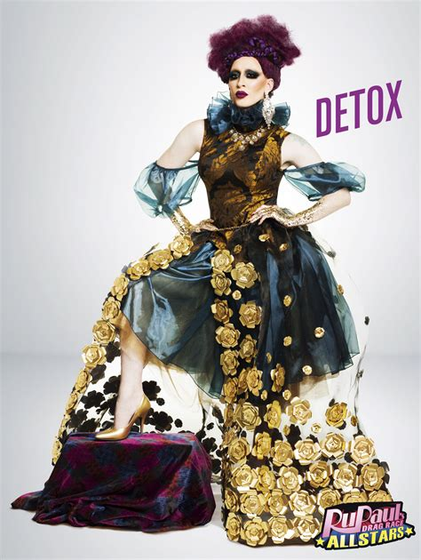 Detox Drag Race All by Drag Race Detox On For And In Drag Qx