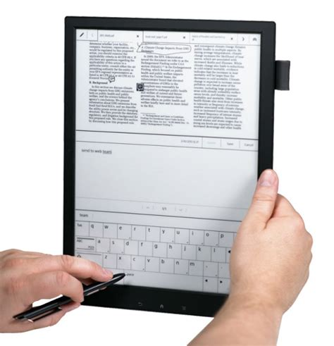 lit format ebook reader sony puts its 13 3 quot ereader on sale for 799 the digital