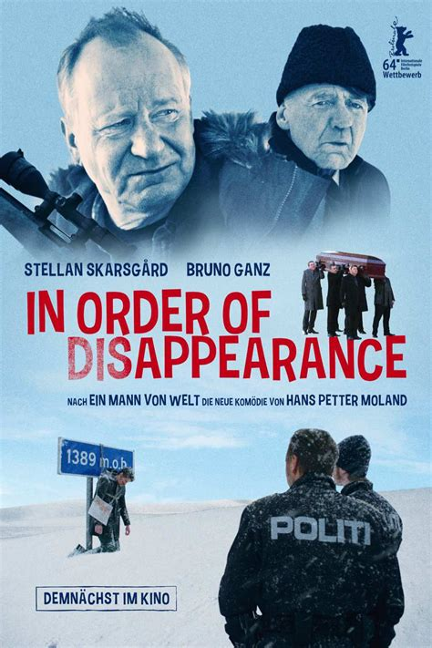 Film Disappearance Of 2014 In Order | fantastic fest review in order of disappearance