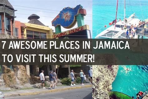 7 Places To Visit At Time by 7 Awesome Places In Jamaica To Visit This Summer Think