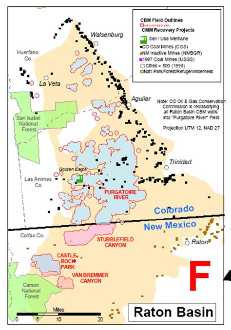 map of illinois basin coal mines coalbed methane in the united states a gis study by
