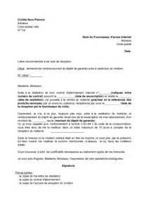 modele lettre resiliation contrat garantie urgence