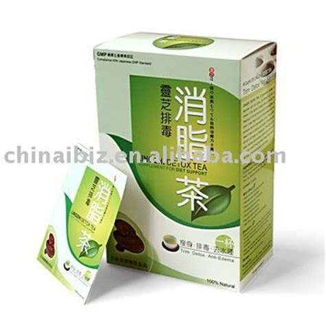 Ms Detox Tea by Lingzhi Detox Tea Powerful Diet Tea Products China