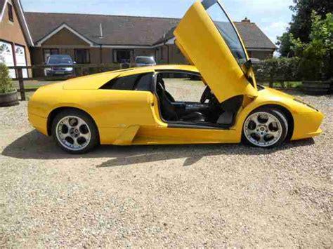 Yellow Lamborghini Yellow Top Missing Lamborghini 2002 Murcielago Manual Yellow Might Px