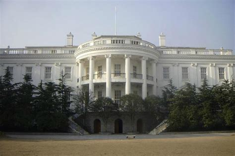 white house replica floor plans 7 knockoff white houses the secret service should