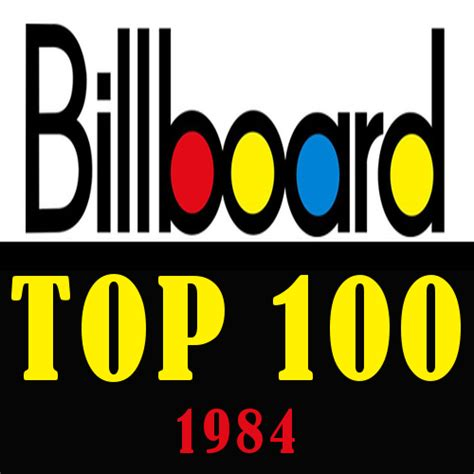 Top Billboard Albums March 2 2007 特輯 1984年 美國 告示牌 年度歌曲排行榜 1984 billboard top 100 strong