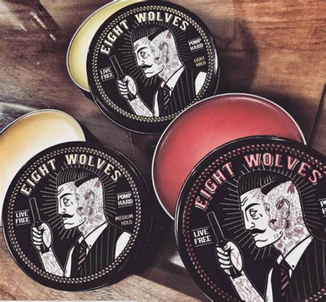 Wolf Pomade 10 gift ideas for him from david guison