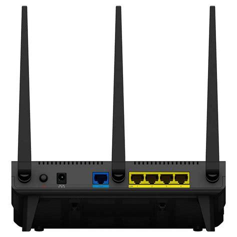 router test test routeur