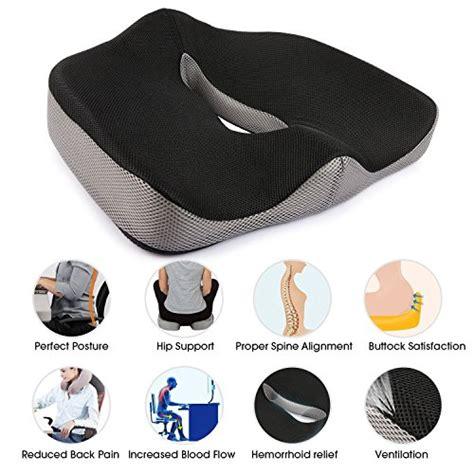 cuscino per auto cuscino per sedile memoria di forma cuscino sedile auto
