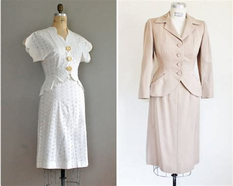 White Clothing Wardrobe 21 Reasons Why You Should Wear The Fashion Of The 1940s