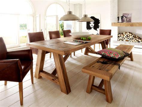 stühle für wohnzimmer rustikal esszimmer dekor