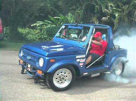 Suzuki V8 Suzuki Samurai V8 De Pito