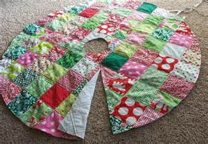 Quilted Christmas Tree Skirts To Make - 20 free quilted christmas tree skirt patterns guide patterns