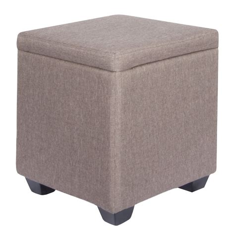 Padded Ottoman With Storage Picture Padded Ottoman Inspiration Padded Ottoman In