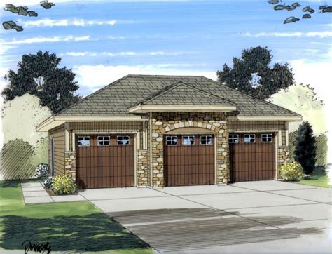 three car garage plans building 3 car garages top 15 garage designs and diy ideas plus their costs in