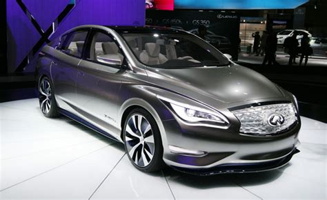 Infinity Auto Electric by Infiniti Electric Car Put On Hold 187 Autoguide News
