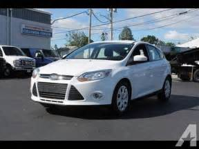 2012 Ford Focus Hatchback For Sale 2012 Ford Focus Hatchback Se For Sale In Milford
