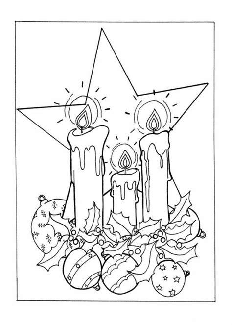 candele da colorare candele 3 disegni per bambini da colorare