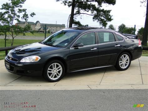 2012 impala ltz 2012 chevrolet impala ltz in black photo 9 121672 all