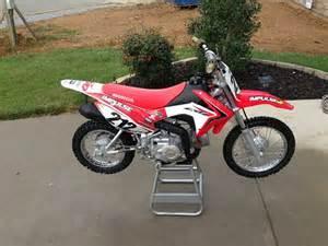 Honda 110 Dirt Bike 2013 Honda Crf 110 1 600 Firm 100590483 Custom Dirt